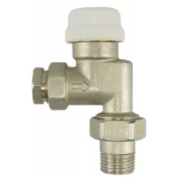 "Sanifun vanne thermostatique 1/2"" axial. 1"