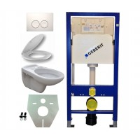Geberit UP100 WC suspendu pack promotion. 1
