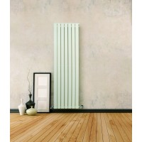 Radiateur design Sanifun Boston 180 x 48 Blanc. 1
