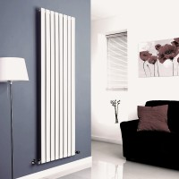 Radiateur design Sanifun Boston 200 x 55 Blanc. 1