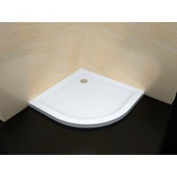Sanifun receveur de douche Quadrant LOW 90 x 90 M 1