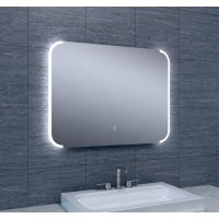 Sanifun Duo-Led miroir anticondensation Matia 80 x 60. 1