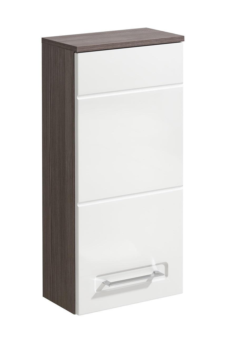 Meuble de salle de bains sanifun cosmo white 80 ebay for Vendeur de salle de bain