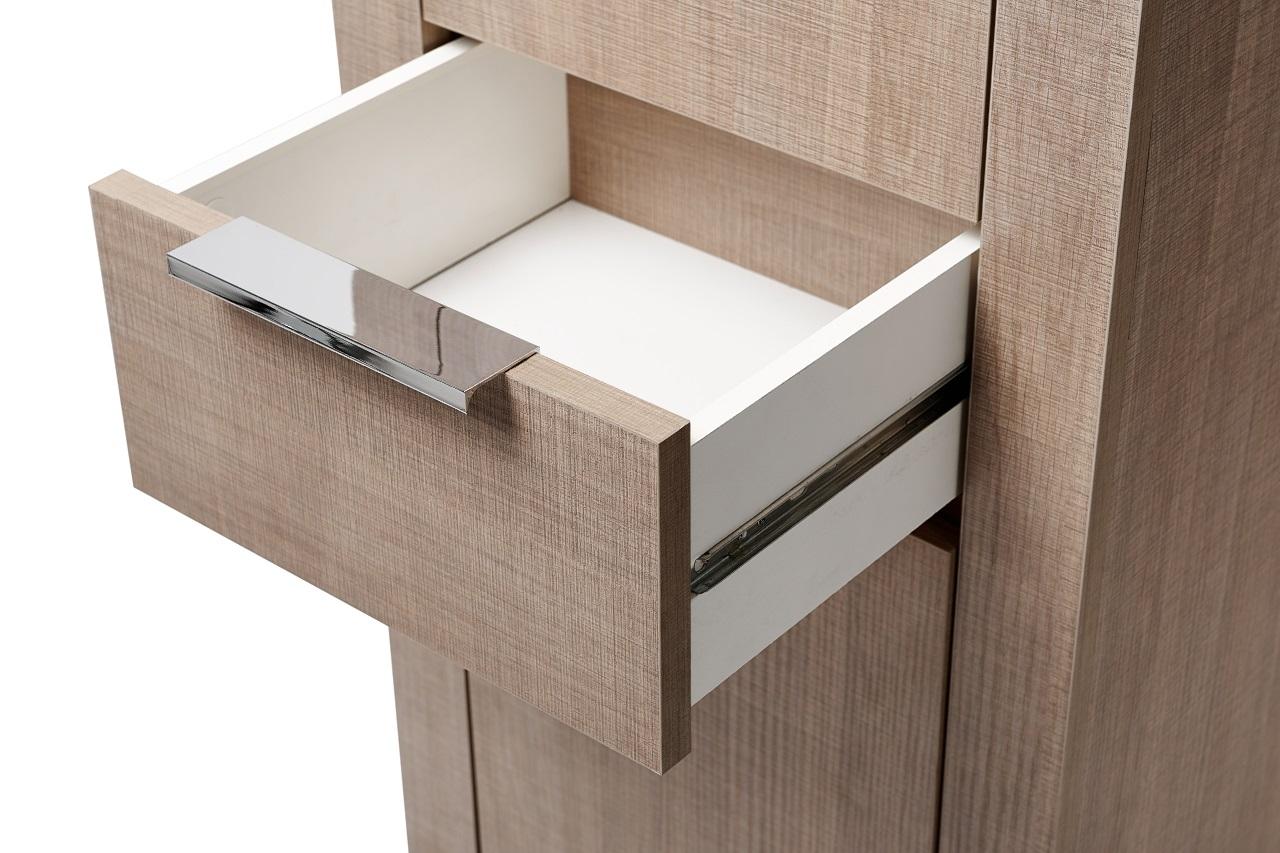 Meuble de salle de bains sanifun hobby 80 ebay for Element bas salle de bain