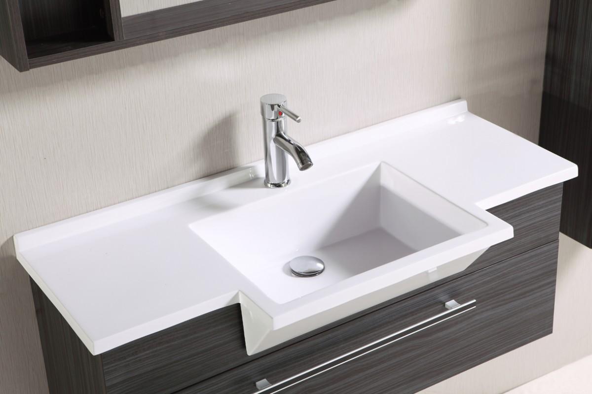 Meuble de salle de bains sanifun magdalena 100 ebay - Ebay meuble salle de bain ...