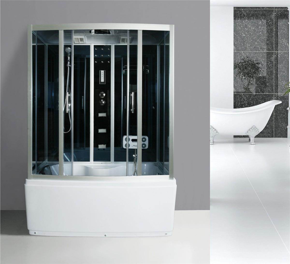 bain-douche combiné Sanifun Rainhard