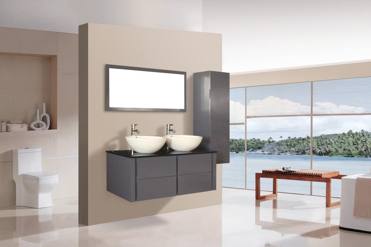 Meuble de salle de bain Aleece