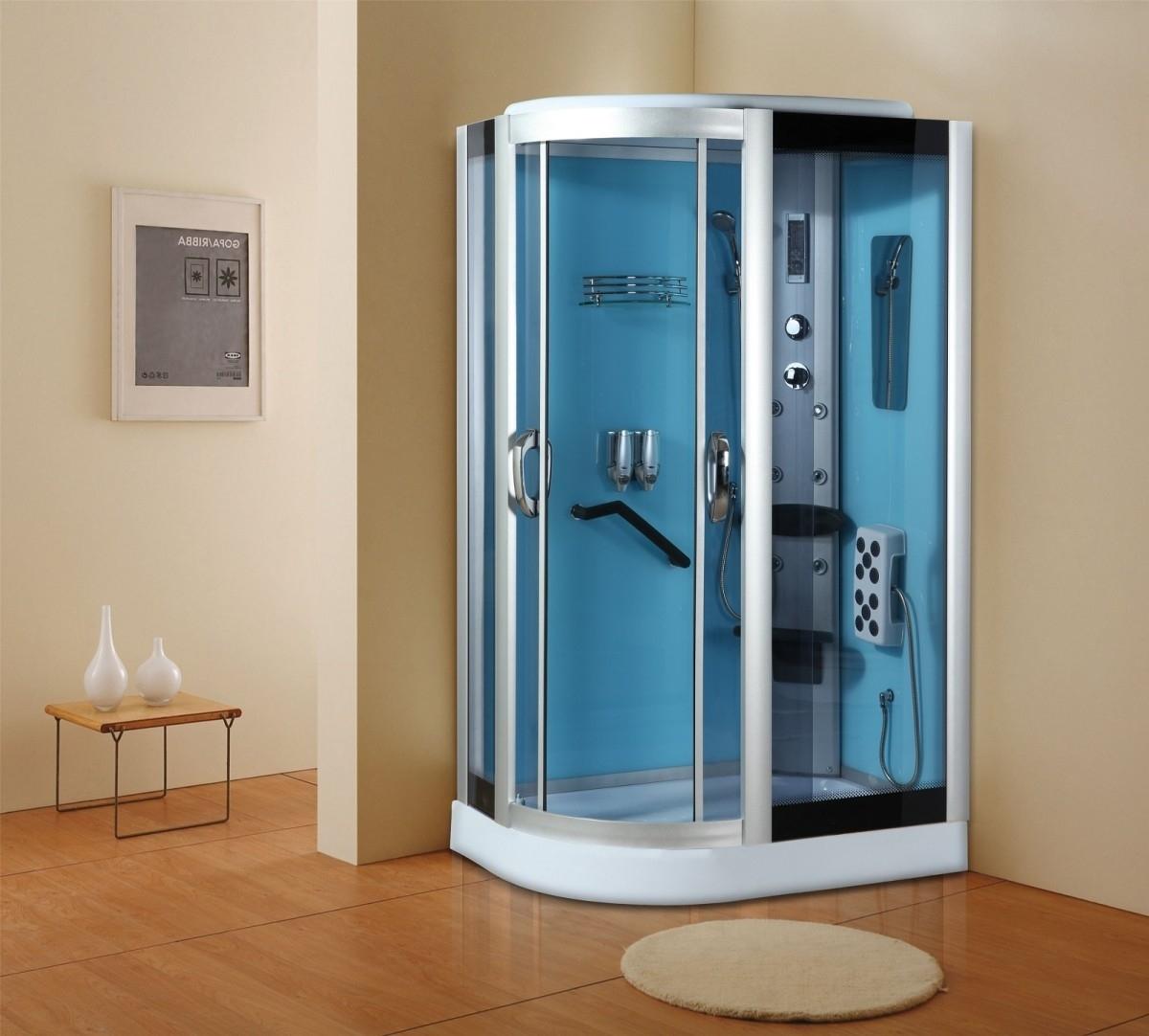 Évitez les traces de calcaire sur vos parois de douche en verre